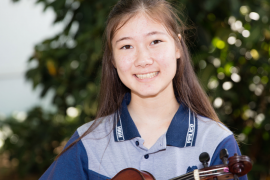 Theaodore Kuchar scholarship for young musicians