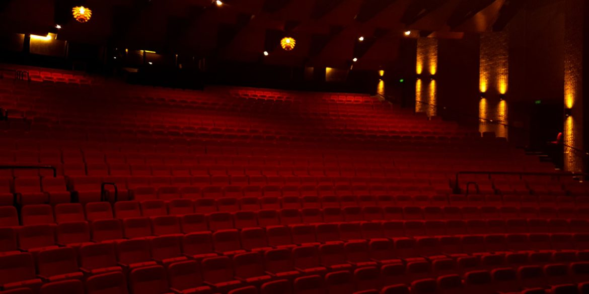 Townsville Civic Theatre auditorium
